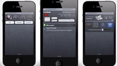 Un stagiaire d'Apple à l'origine des futures notifications de l'iPhone ? | mobile | Scoop.it