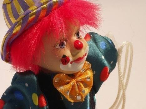 Déguisements, maquillages de clown pour Carnaval, anniversaires | Nouvel an chinois, Noël 2016, Halloween, Mardi-Gras et Carnaval, fête des rois, Saint-Nicolas, Thanksgiving, Aïd el Kebir, Ramadan , muguet, 1er mai , Pâques,  origine, décoration, jeux & bricolages | Scoop.it