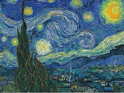 Starry Night, by Vincent Van Gogh | Cool Tools for Drawing and Painting | Scoop.it