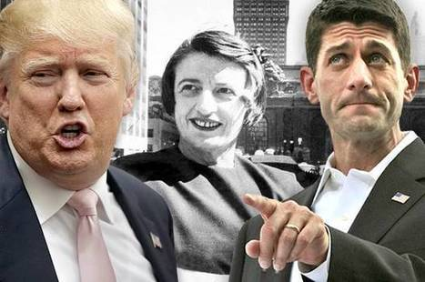 Fountainhead of bad ideas: Ayn Rand's fanboys take the reins of power | AUSTERITY & OPPRESSION SUPPORTERS  VS THE PROGRESSION Of The REST OF US | Scoop.it