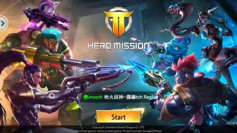 Download Hero Mission (APK Mod V1 8) for A