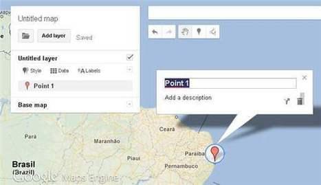 Google lanza Google Maps Engine Lite, para que cualquiera pueda crear mapas | Orientar en Extremadura | Scoop.it