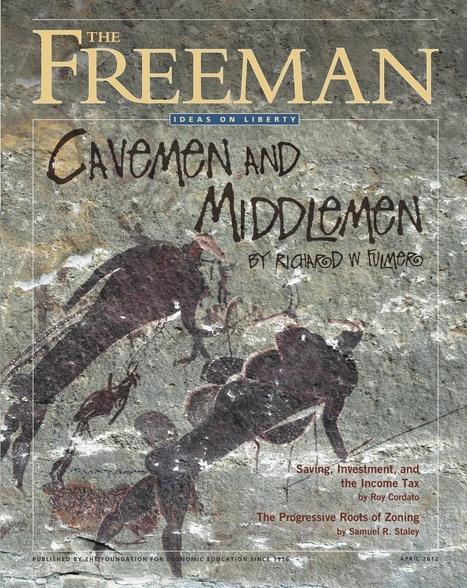 Austrian Economics Hits the Headlines : The Freeman : Foundation for Economic Education | Libertarianism | Scoop.it