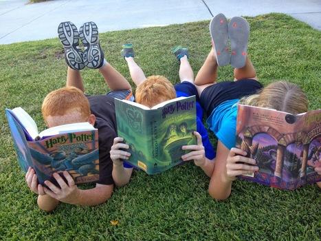 The Impact of Assigned Reading on Reading Pleasure in Young Adults   Skolbiblioteket och lärande   Scoop.it