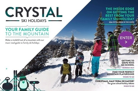 Your Family Guide To The Mountains