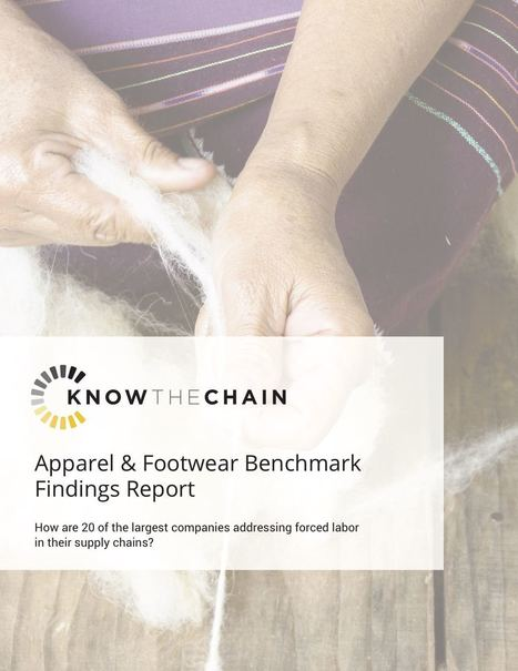 Benchmarks | | Ethical Fashion | Scoop.it