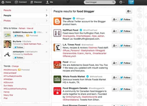 How To Optimize Your Twitter Bio | Social Media Today | Google Plus and Social SEO | Scoop.it