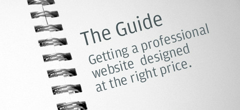 How much it costs to design a professional website and selecting the right web design company | How to Market Your Small Business | Scoop.it