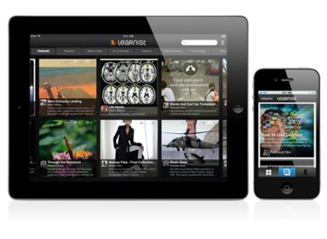 Grockit Unlocks Mobile Social Learning:'Learnist' App for iPhone/iPad Avail | Learning, Teaching & Leading Today | Scoop.it