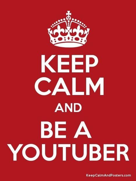 Edulcoro el empleo 2.0: Youtubers y otras especies.   Semanal Orientación y #Empleo   Scoop.it