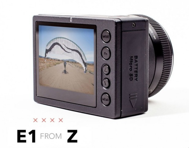 Does the Z E1 turn out to be a BlackMagic Micro