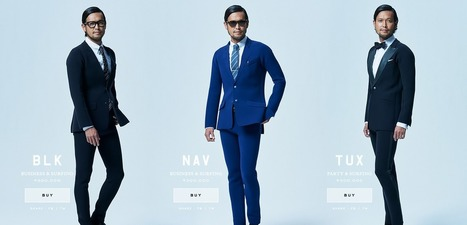 A wetsuit that's an actual suit is the most stylish thing to happen to surfing | Online Social Media Tools | Scoop.it