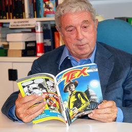 Sergio Bonelli, è morto il fratello di Tex Willer | DailyComics | Scoop.it