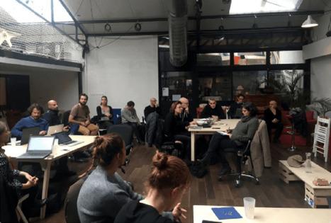 Grand Paris, DonaldTrump etlesfablabs   Espaces collaboratifs d'(open) innovation   Scoop.it
