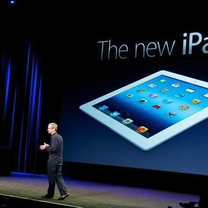 Apple Getting Sued for 'Planned Obsolescence' of iPad 3   Nouveaux paradigmes   Scoop.it