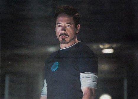 Iron Man 3 : Un scénario fidèle, une armure dorée | Comics France | Scoop.it