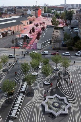 Copenhague : un aménagement urbain durable, reflet de la diversité culturelle de la ville | Urbanisme | Scoop.it