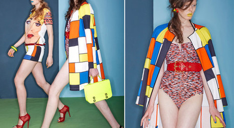 The liveliness of spring invades the world of fashion   fashion and runway - sfilate e moda   Scoop.it