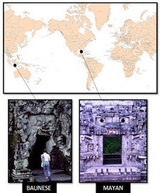 the tap: Balinese And Mayan Civilizations Show Mankind Lived In ... | Ancient Civilization | Scoop.it