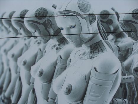 Les robots sexuels voués à devenir aussi populaires que les ebooks | Une nouvelle civilisation de Robots | Scoop.it
