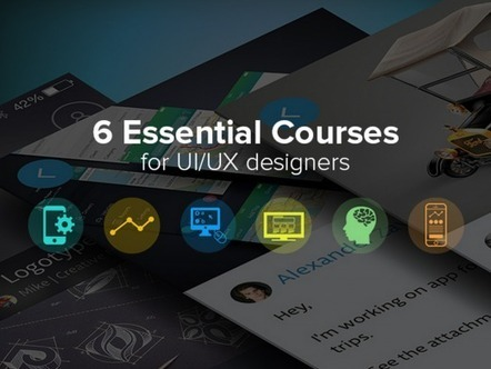 6 Essential Courses for Designers: 95% Off UI/UX Bundle | Tools for a Digital Worker | Scoop.it