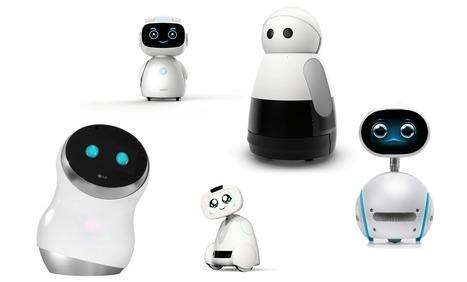 Robots domestiques connectés : à quoi servent-ils et quels sont les modèles existants ? - FrAndroid | Une nouvelle civilisation de Robots | Scoop.it