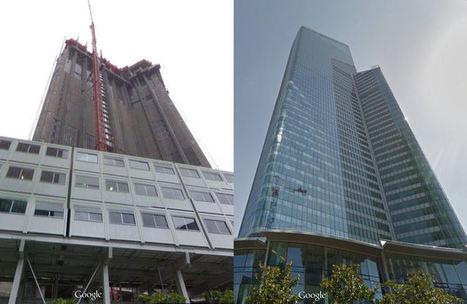 La tour First, le plus haut gratte-ciel de France   Innovation dans l'Immobilier, le BTP, la Ville, le Cadre de vie, l'Environnement...   Scoop.it