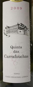 Comer, Beber e Lazer: Quinta das Carrafouchas 2009 Tinto   Carrafouchas   Scoop.it