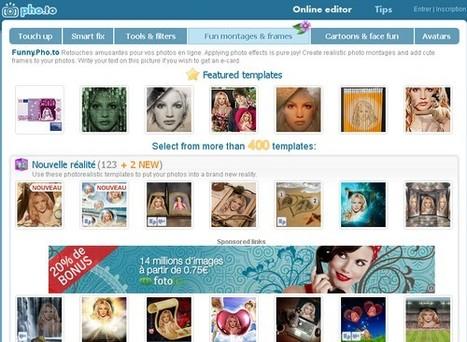 10 sites pour créer un montage photos gratuit et en ligne   netnavig   Scoop.it
