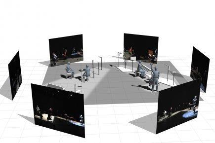 Ce que les arts numériques font à l'histoire de l'art #1 [BIAN 2012 : Fragmentation, Robert Lepage] | Arts visuels: questions & pratiques d'aujourd'hui | Scoop.it