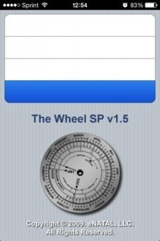 The best medical app that will replace your Pregnancy OB wheel | Medical Applications | Scoop.it