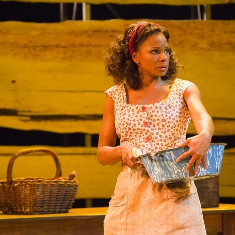 Audra McDonald: From Broadway To Kansas City - KCUR | OffStage | Scoop.it