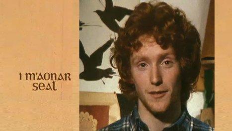 RTE Archives: Cork Poet Louis de Paor | The Irish Literary Times | Scoop.it