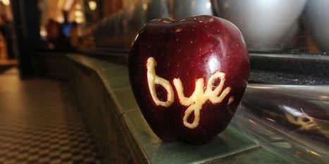 Anciens Apple maniaques, ils ont décroché | Nov@ | Scoop.it