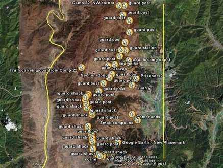 Google Earth Exposes North Korea's Secret Prison Camps | North Korea Prison Camps | Scoop.it
