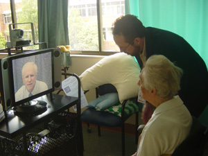 Telehealth grant awarded for residential aged care facilities - UQ News Online - The University of Queensland | Australian e-health | Scoop.it
