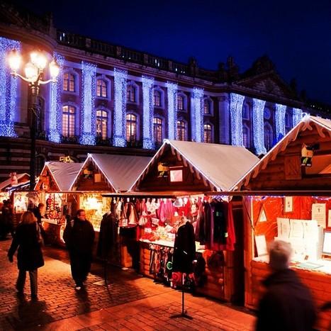 Capitole Market by night | Toulouse La Ville Rose | Scoop.it