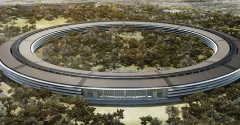 Apple's 'Spaceship' Campus Gets Final Approval From Cupertino | ten Hagen on Apple | Scoop.it