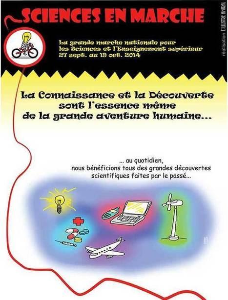 La lettre d'information numéro 3 est parue aujourd'hui | Enseignement Supérieur et Recherche en France | Scoop.it