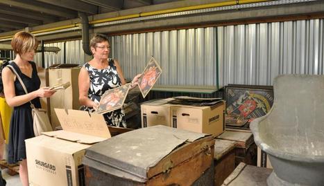 Opruiming brengt oud kasteelarchief aan het licht - Het Nieuwsblad | archieven | Scoop.it