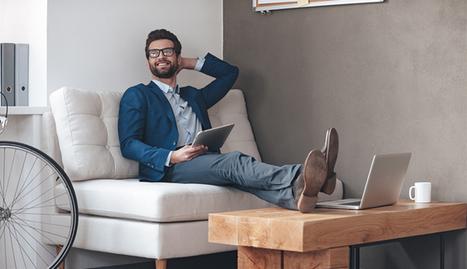Qualité des bureaux et QVT : bien dans ses meubles, bien dans son job ? | Entretiens Professionnels | Scoop.it