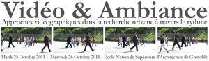 VIDEO & AMBIANCES - Leblogdelaville | Ambiances, Architectures, Urbanités | Scoop.it