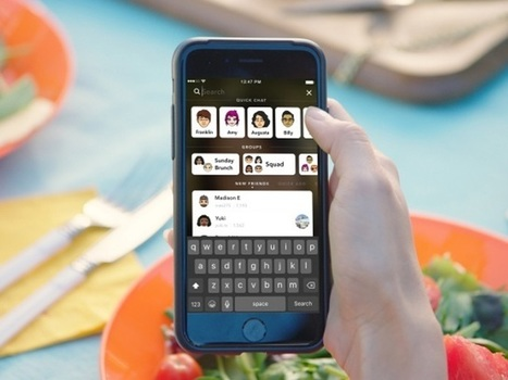 Snapchat Simplifies Search | Surviving Social Chaos | Scoop.it