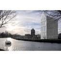 Amsterdam : habitat imprimé en bordure de canal - Moniteur | Fabrication numérique & réalité virtuelle | Scoop.it