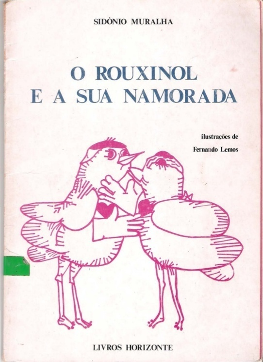 O rouxinol e a sua namorada ler para cres s for Muralha e sua namorada