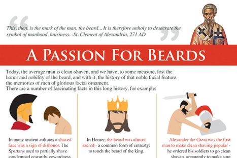 The 16 Different Types of Beard Styles | technology | Scoop.it
