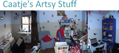 Caatje's Artsy Stuff: Easy Peasy Journal Tutorial - Part three: writing | Journal For You! | Scoop.it