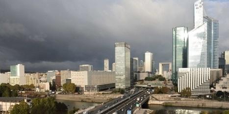 Bureaux en Ile-de-France : l'activité chute de 30 % pour les 9 ... - Le Nouvel Observateur | Immobilier de bureaux : communication et marketing. | Scoop.it