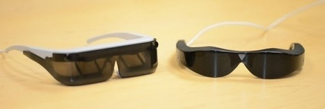 Smart Glasses Reveal What It's Like to Have Superpowers | Awesome ReScoops | Scoop.it