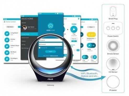 Asus Smart Home System Une Solution Domotique